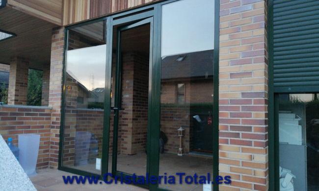 puertas de cristal correderas en madrid